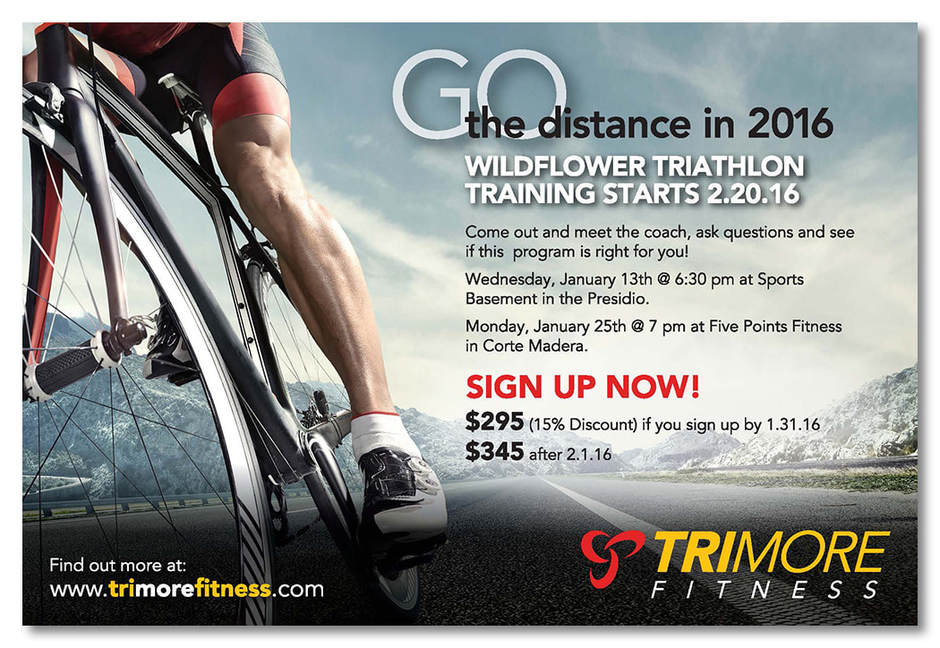 Trimore Fitness  Direct Mail