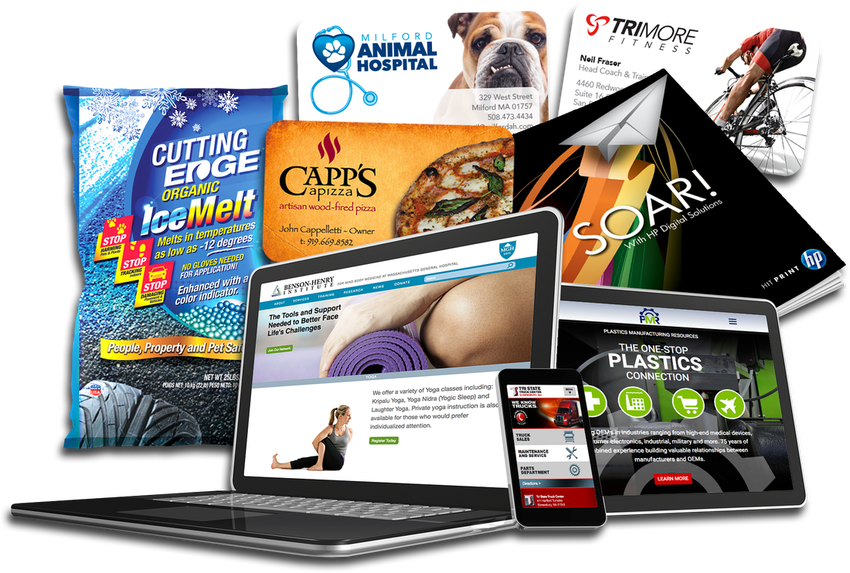 Web Design, Logos, Print Design, Packaging Design